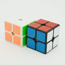 [Yongjun Crown Soul Second Order Magic Cube] Racing Screwed Game Only 2-Order Magic Cube Children Intelligence Educational Force