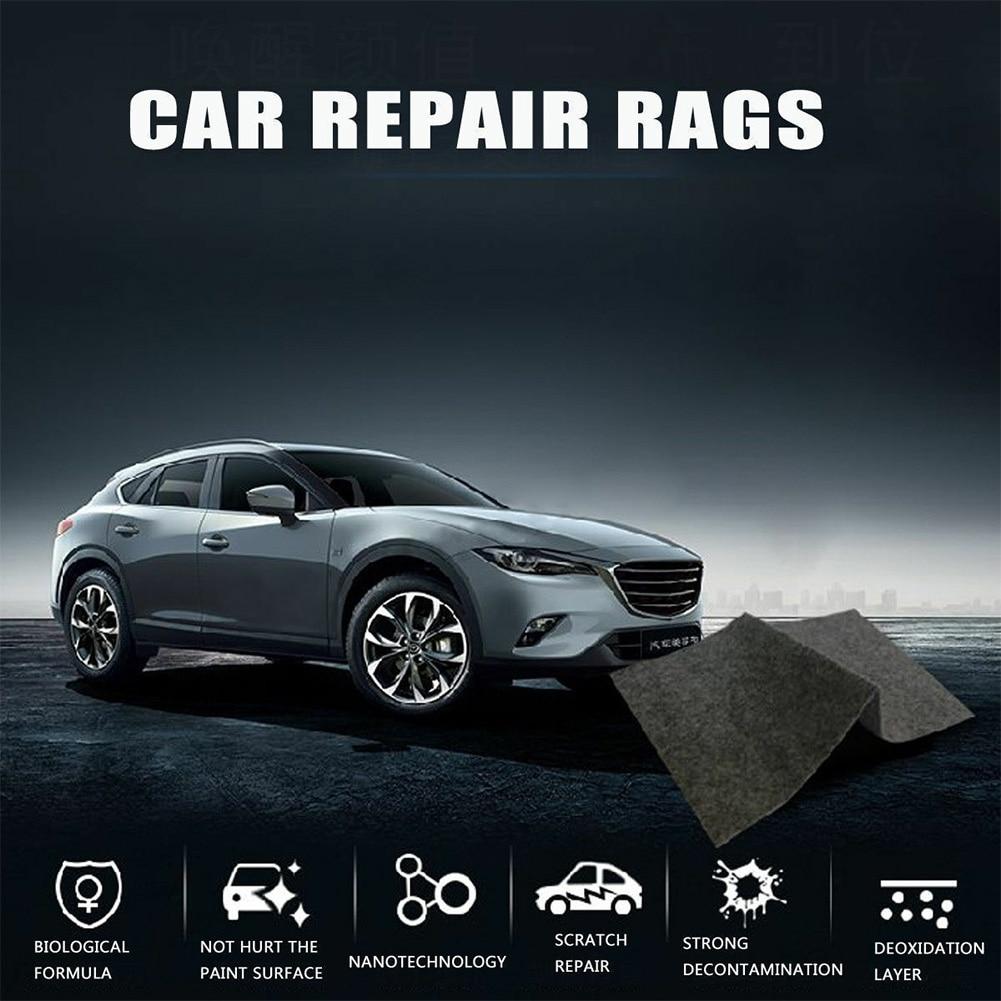 Волшебный инструмент для удаления краски, полировка, тряпка, фиксация, очищающая ткань для кузова автомобиля, универсальная Потертость, ремонт поверхности