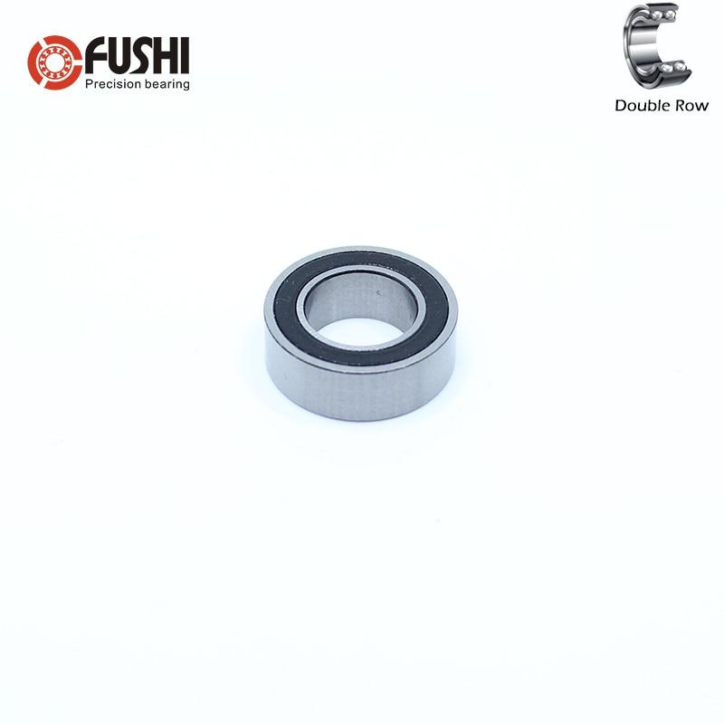1 PC Si3N4 Ball Bearings 63801 RS Hybrid Ceramic Bearing  12*21*7 mm  ABEC-1