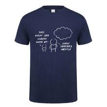 Linux servidores principalmente nuvem t camisa verão men manga curta algodão computador programador tshirt engraçado homem t-shirts JL-108