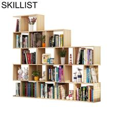 Bureau Wall Shelf Libreria Estante Para Livro De Maison Meuble Rangement Wood Decoration Retro Furniture Bookcase Book Case Rack