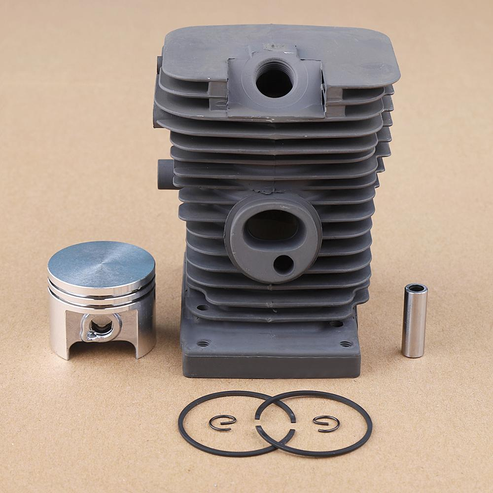 37mm Cylinder Kit For Stihl 017 MS170 MS 170 Chainsaw w Piston Rings Pin Replace 1130 020 1204