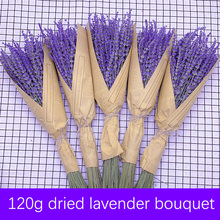 120g Dried Natural Lavender Bouquets natural Lavender flower bouquet lavender flower Bunches ome Decor Accessories Party Gift