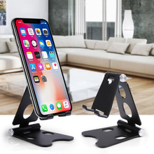 Mobile Phone Holder Stand Cell Phone Universal Desk Support Handphone For iphone 6s X 8 7 Samsung Desktop Telephone Accessories цена 2017