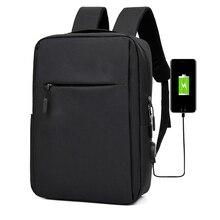 Yeni Trend erkek sırt çantası rahat klasik erkekler Laptop sırt çantası moda seyahat okul sırt çantası genç erkek omuzdan askili çanta