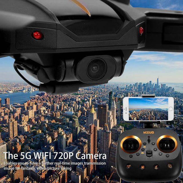 Professional GPS FPV 5MP HD Camera Quadrocopter