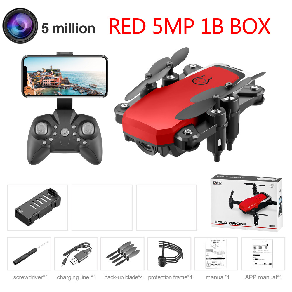 Red 5MP 1B Box