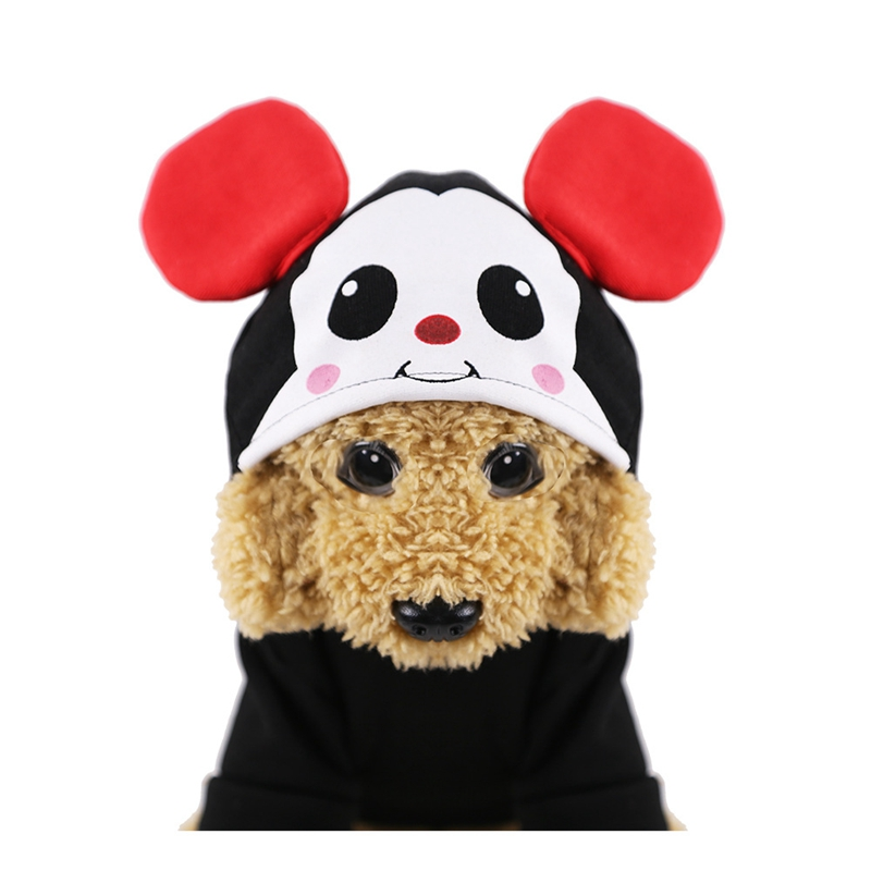 19 Winter Pet Dog Clothes Warm Cartoon Jacket Thick Cotton Coat Cute Small Dogs Pets Clothing for French Bulldog Puppy Teddy 7
