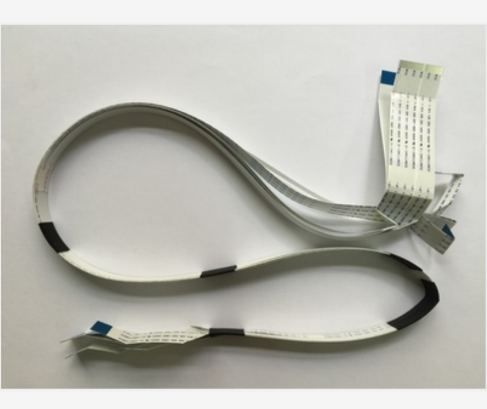EPSON L800/L801/L805/L850 Printhead cable, R270 R290 R330 R390 <font><b>T60</b></font> T50 Cable connecting the printhead to the <font><b>motherboard</b></font> image