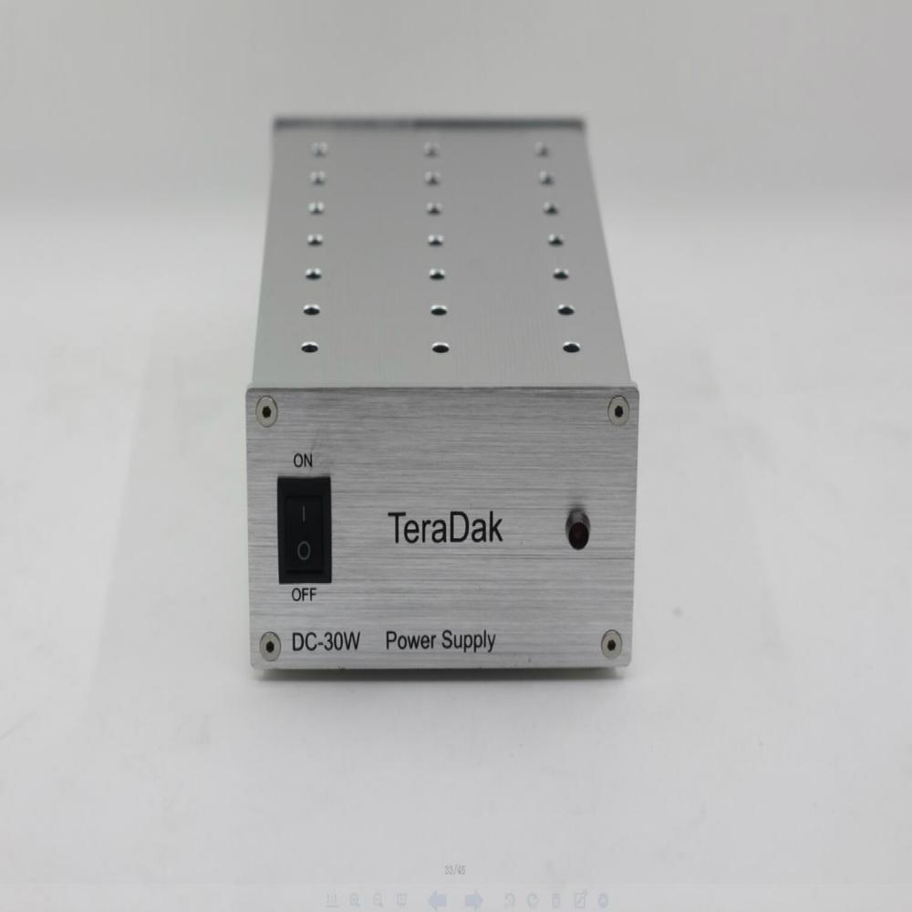 1.5A Chord 2Qute USB DAC DSD linear power supply NEW TeraDak DC-30W 12V