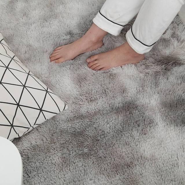 Bedroom Carpets Modern Art Living Room Carpets Home Nordic Bedroom Bedside Blanket Area Rug Large Soft Study Room Floor 5