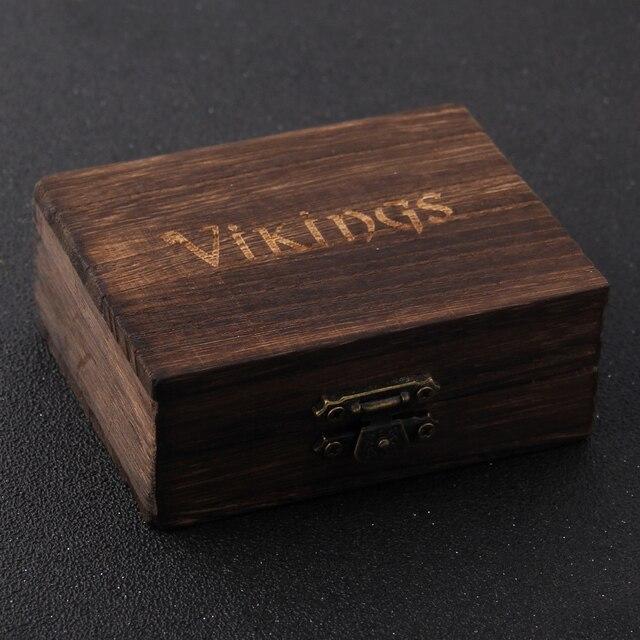 Bracelet Viking Dragon argent vintage  4
