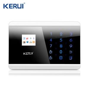 Image 2 - Kerui 8218G IOS Android APP GSM PSTN Doppia Rete di Sicurezza Domestica Sistemi di Allarme di Sicurezza Domestica Sistema di Allarme Antifurto Sicuro sistema di