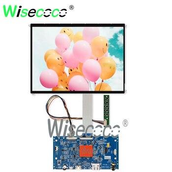 цена на 9.7 inch LCD 2048x1536 IPS screen display With HDMI DP Screen Display Module Drive board 60Hz