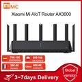 (€60-€6 code :618FAST6) Globale Version Xiaomi Mi AIoT Router AX3600 Unterstützung Mehrere Mesh Wifi Sechs-Core-Chip Dual Band WiFi Router 3000M Wireless Rate