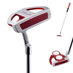 MAZEL männer Golf Putter Tour GS7 Golf Clubs Edelstahl Welle Rechtshänder