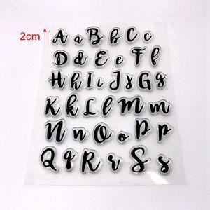 Image 2 - เครื่องมือเค้กตัวอักษรใหม่ upcase จำนวนตัวอักษร cookie cutter embosser แสตมป์ sticky ตกแต่ง fondant cutter เครื่องมือ sugarcraft