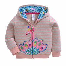 Г. Толстовки с капюшоном для маленьких мальчиков и девочек хлопковые топы с героями мультфильмов, верхняя одежда с изображением грузовика, цветов, Кита одежда для детей от 9 месяцев до 3 лет