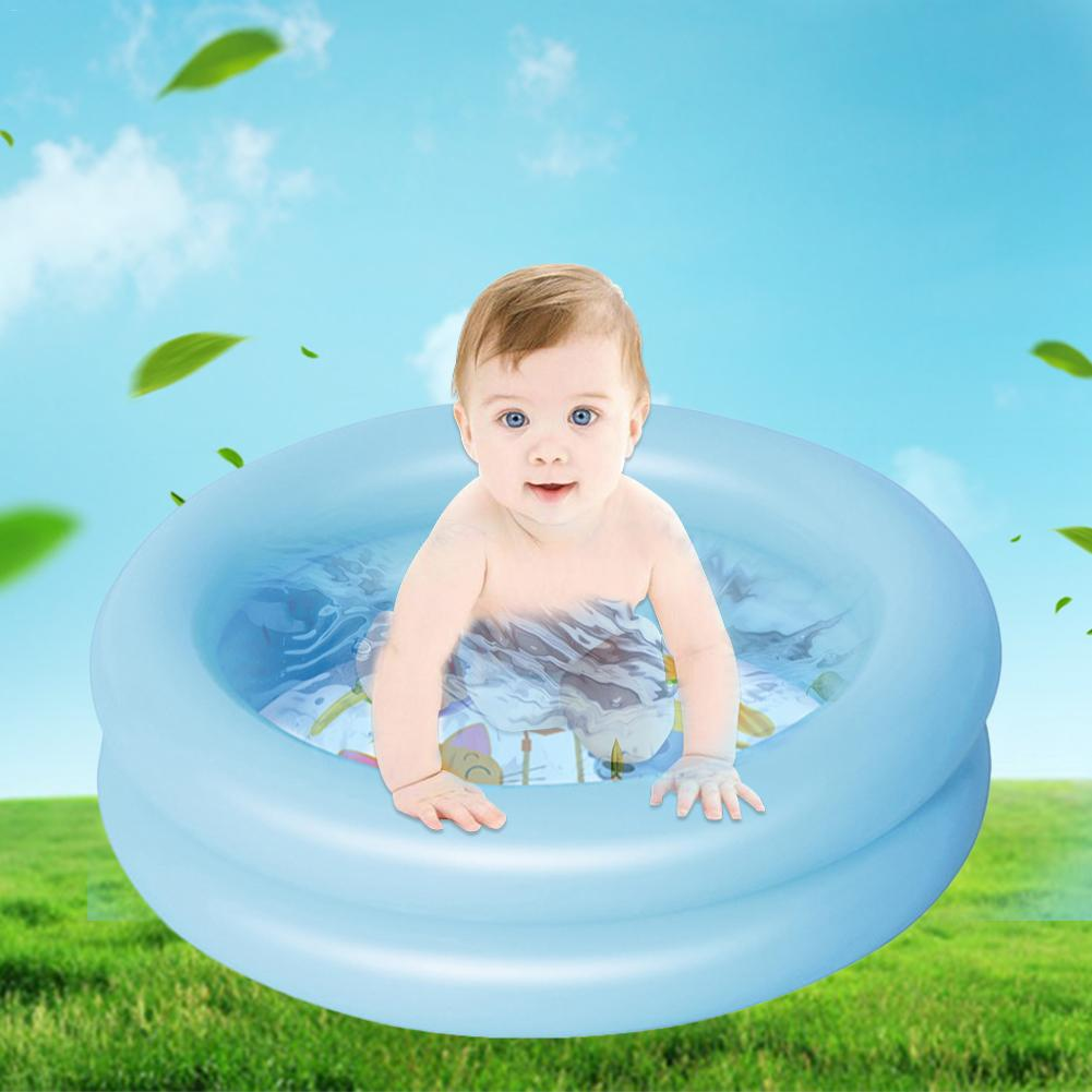 <font><b>Baby</b></font> Inflatable Swimming <font><b>Pool</b></font> Kids Toy Paddling Play Ocean Ball Outdoor Summer Swimming <font><b>Baby</b></font> <font><b>Pool</b></font> Piscina Inflable image