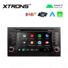 Car DVD Radio-Player Multimedia-Navigation Android 10.0 Seat Exeo for 2 with