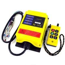 Controlador remoto industrial de F21 4S, serie F21, para fabricación china, suministro AC36 AC110V AC220V AC380V DC24V