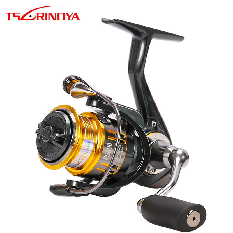 Tsurinoya Fishing-Spinning-Reel Bait Spool-Carp Surfing Saltwater Ultra-Light 2000 1000