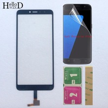 Phone Touch Screen For Xiaomi Redmi S2 Touch Panel Digitizer Outer Glass Lens Sensor Replacement 3M Glue + Protector Film
