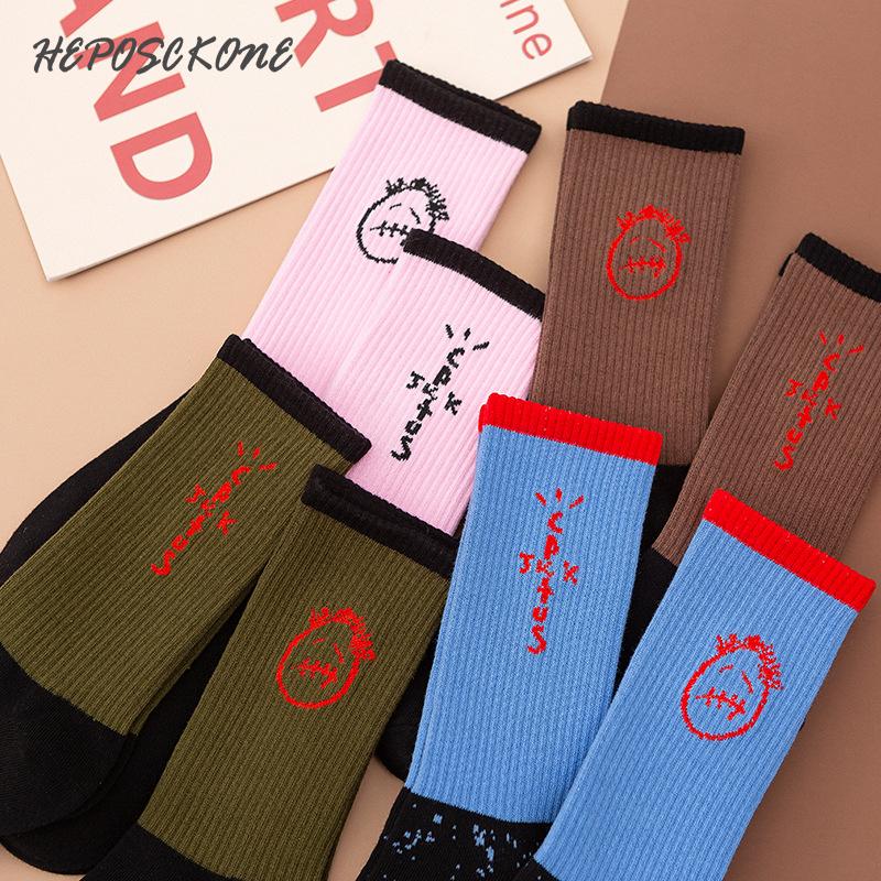 New Arrival Unisex Short Socks Women Men Socks Pure Color Fashion Style Simple Men's Crew Casual Funny Socks Skateboard Sokken