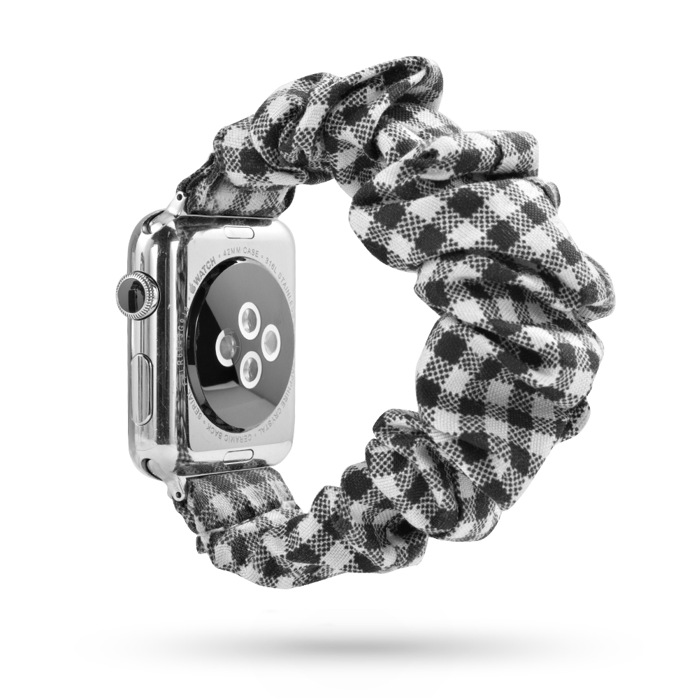 Elastic Strap For Pulseira Apple Watch 5 4 3 2 1 Band 44mm 40mm Correa Apple Watch 42mm 38 Mm Iwatch Band Women Belt Watchband 5