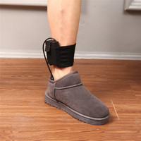 Warm Electric Pads Winter Foot Warmers Portable USB Rechargeable Shoes Boot Heater Heating Insoles|Insoles| |  -