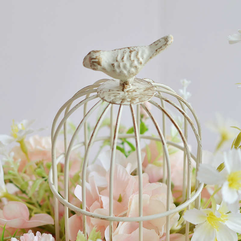 candle and lantern wedding decor washington dc wedding.htm xiao qingxin flower art bird cage potted arrangement wedding sign  xiao qingxin flower art bird cage