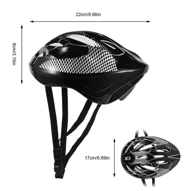 Portátil ao ar livre ciclismo capacete respirável mountain bike equitação ultra light capacetes unisex equipamentos de equitação segurança dropshipping 6
