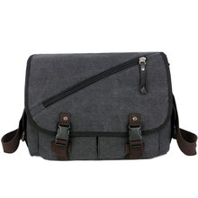 Men Vintage Canvas Handbags Multifunction Office School Shoulder Bags Retro Leisure Wear-resistant Travel Crossbody Bag H008 цены