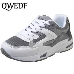 Новинка 2019 года; женские кроссовки; Женская Корейская версия ulzzang; Студенческая Повседневная обувь на толстой подошве в стиле Харадзюку; K1-11