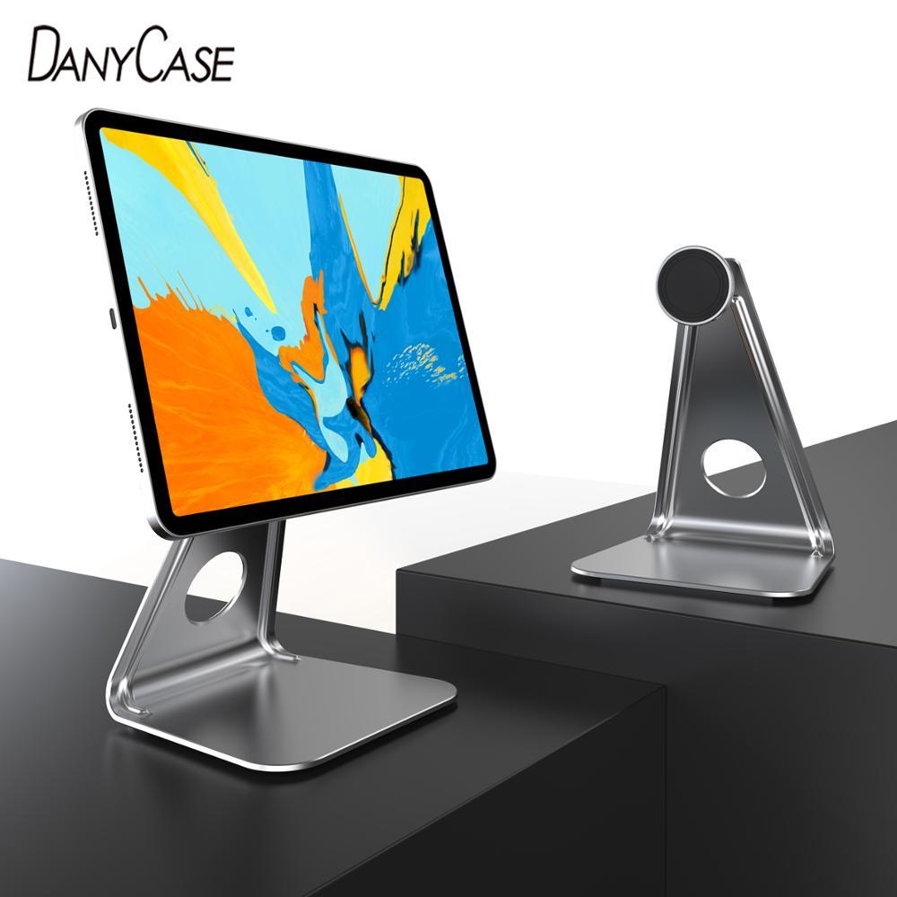 Универсальный Магнитный Настольный держатель для планшета для Samsung Xiaomi HUAWEI, держатель для планшета iPhone X XS, поддержка iPad Pro|Подставки для планшетов|   | АлиЭкспресс