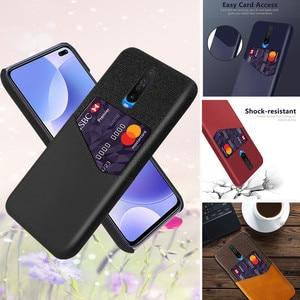 Card Slots Case For Xiaomi Redmi K30 K20 Pro 7 6 Pro 5 Plus Cover Luxury Wallet Case For Redmi 8A 8 7A 7 6A 6 5A 4A S2 K30 Funda