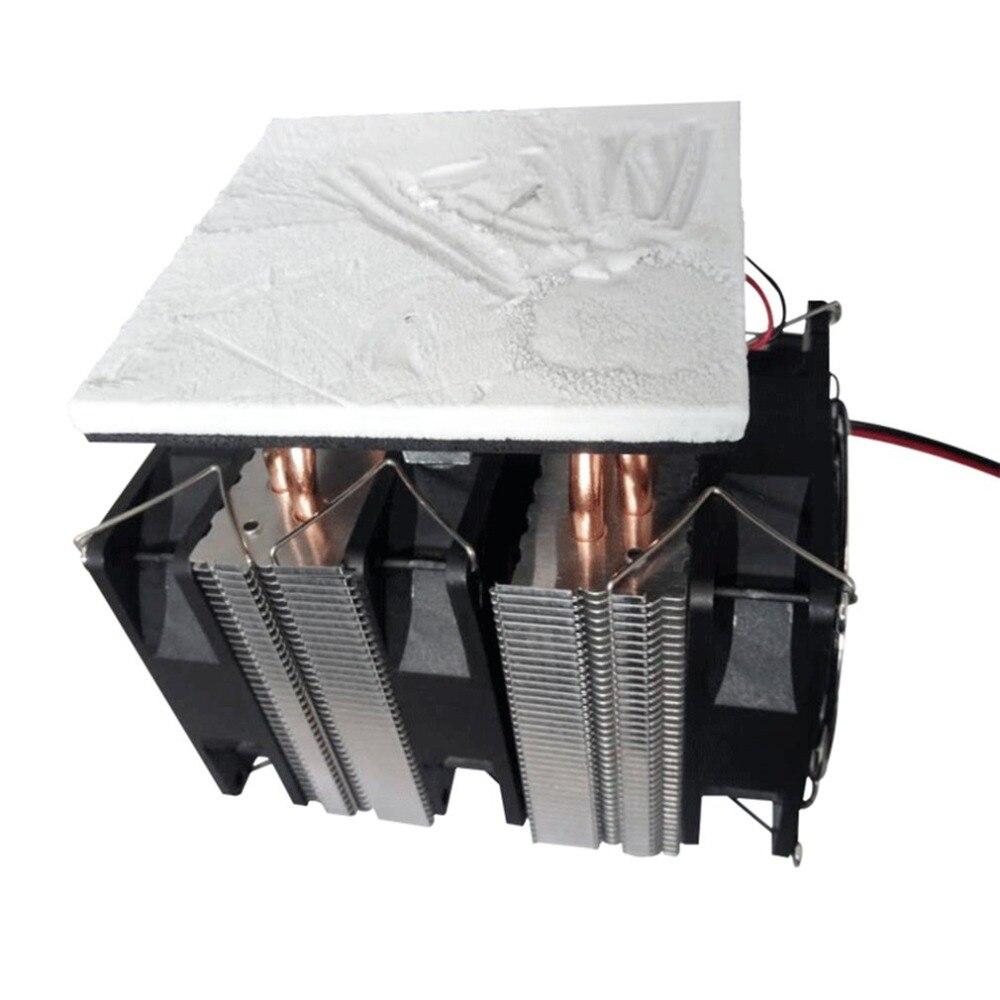 12 فولت 240 واط بلتيير رقاقة أشباه الموصلات طبق تبريد الثلاجة قوة كبيرة بمساعدة الكمبيوتر طبق تبريد