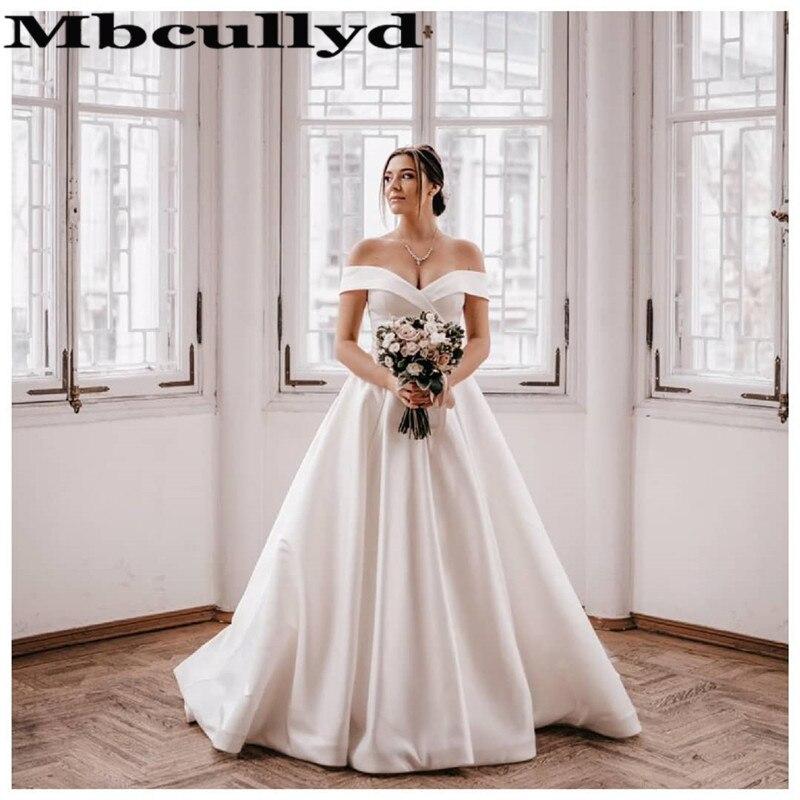 Mbcullyd robes de mariée sirène africaine longue avec manches chauve-souris robe de mariée pour mariage filles noires vestidos de novia 2020