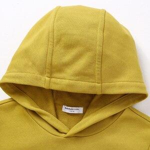 Image 5 - Balabala ילדי בגדי בנות סתיו נים חדש סגנון ילד סתיו בגדי sweatershirt תינוק ברדס 2019 נים בגדים