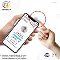 14443A 13.56MHZ NTAG213 RFID NFC Programmer Chip Sticker Label Universal SMALL SIZE [11*21mm] Transparet Tag Ruby Amiibo 10pcs