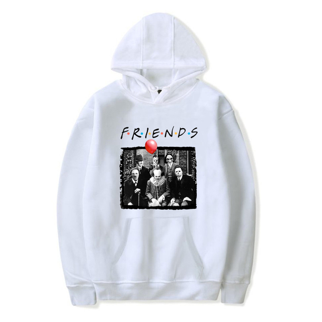 FUNNY FRIENDS THEMED HOODIE (6 VARIAN)