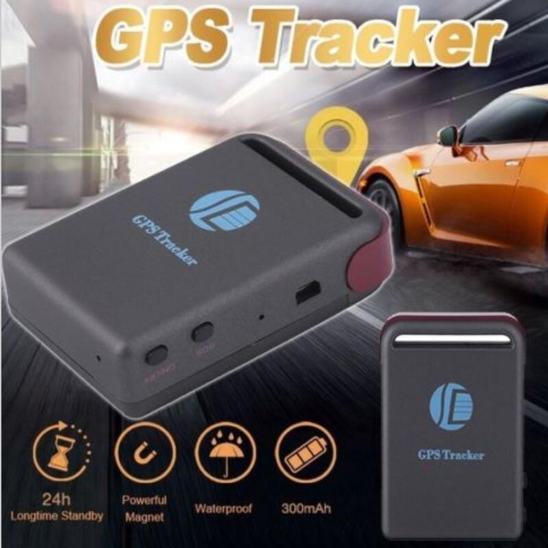 Vehicle Real Time Tracker GPS/GSM/GPRS Car Vehicle Tracker TK102B MINI TRRACK Rastreador Veicular Hot Worldwide