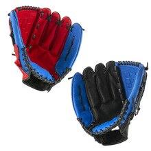 Baseball-Glove Trainning-Equipment Softball Catcher's Mitt Adult Left-Hand Beisbol EE