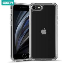 ESR טלפון מקרה עבור iPhone SE 2020 11 11pro מקסימום 8 7 אוויר שריון שקוף נקה חזור כיסוי עבור iPhone SE 2020 מקרים עמיד הלם