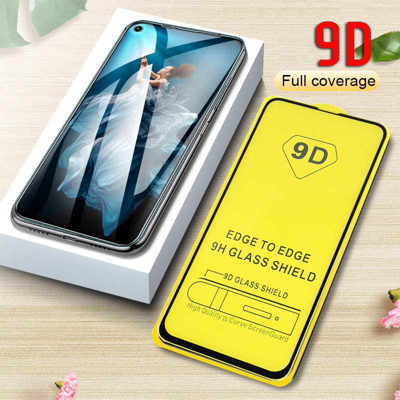 9D Tempered glass For huawei honor 20 pro glass screen protector film on For Huawey Huawei honor 20 20pro honor10 10 lite 10lite
