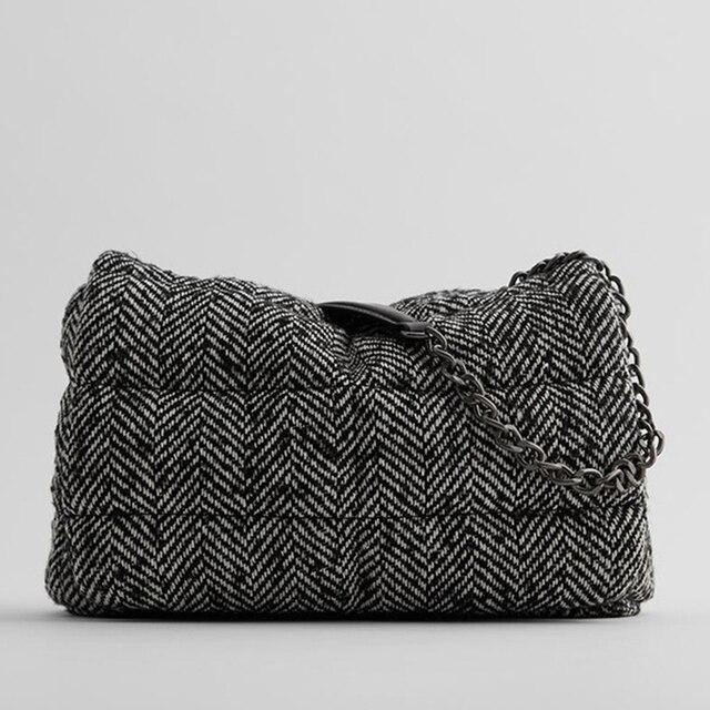 Женские холщовые сумки через плечо