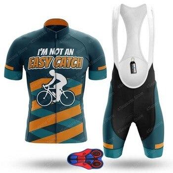 Borntoride-Ropa de Ciclismo profesional para Hombre Maillot, Ropa de bicicleta de carreras,...