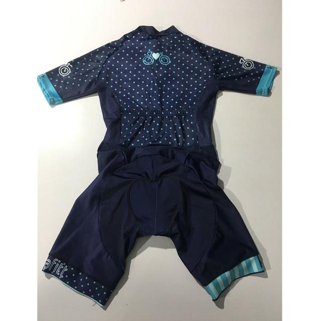 Xama mulheres skinsuit bicicleta triathlon conjunto verão ciclo roupas macacão ropa ciclismo mujer 2020 go pro mtb ciclismo tri terno 3