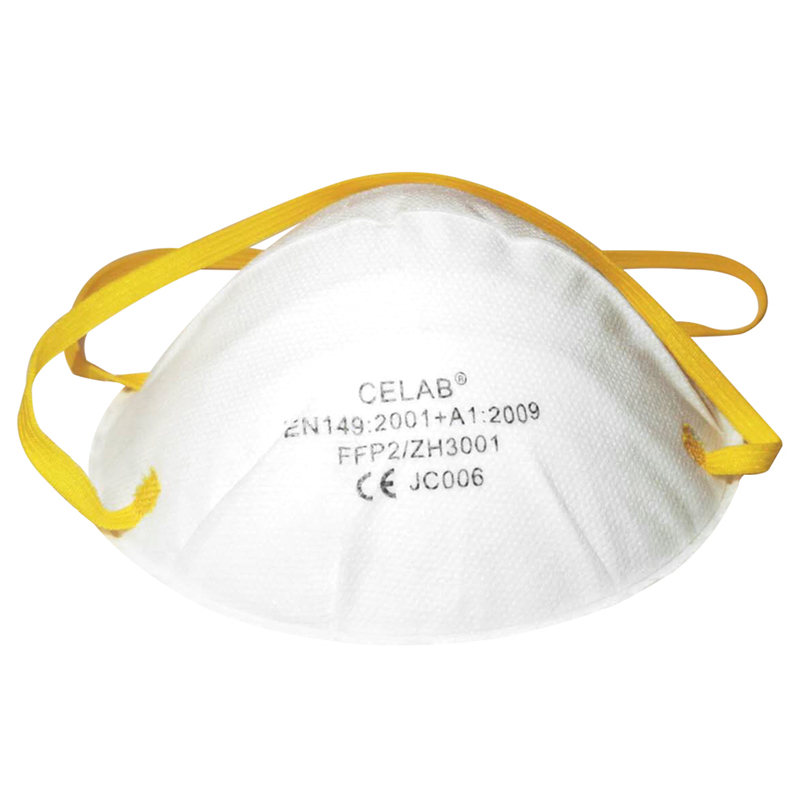 1pc FFP2 Mouth Masks PPE Anti Dust Protective Respirator Non-woven Mouth Cover Safety Mask Face Shield Splashproof Face Cover
