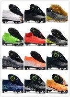 2019 top quality mens soccer shoes  Superfly 7 Elite SG PRO AC SG soccer cleats cheap football boots scarpe da calcio|Soccer Shoes|   -